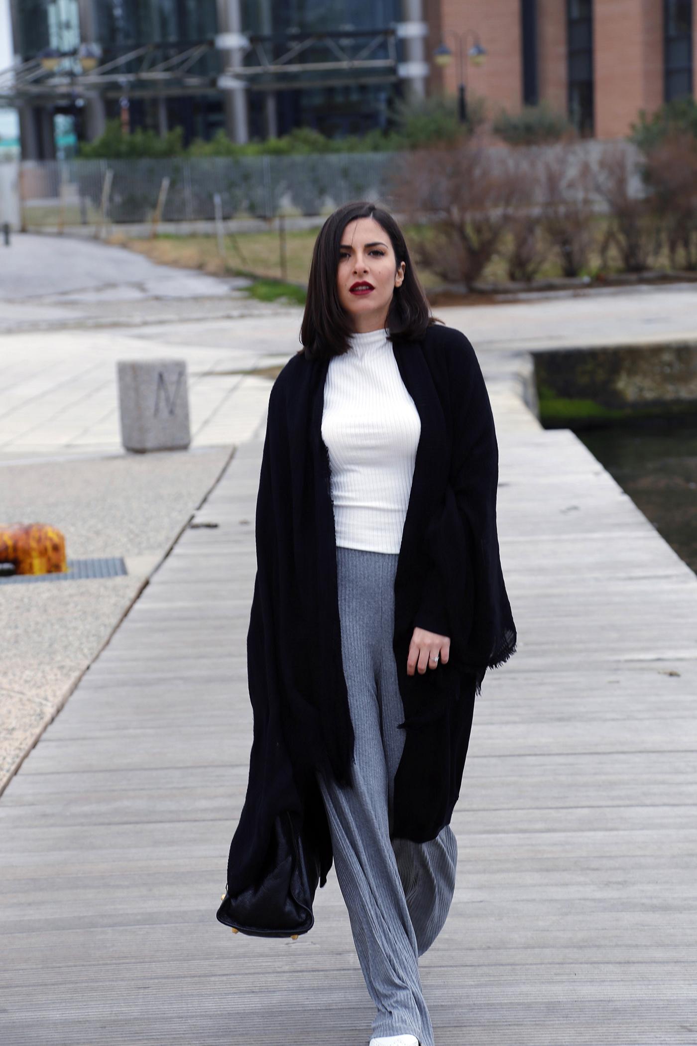 casual chic street style stella asteria greek blogger