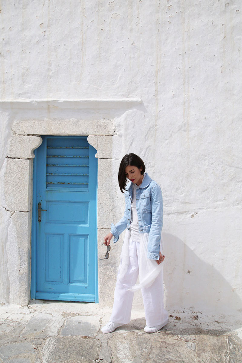 mykonos street style