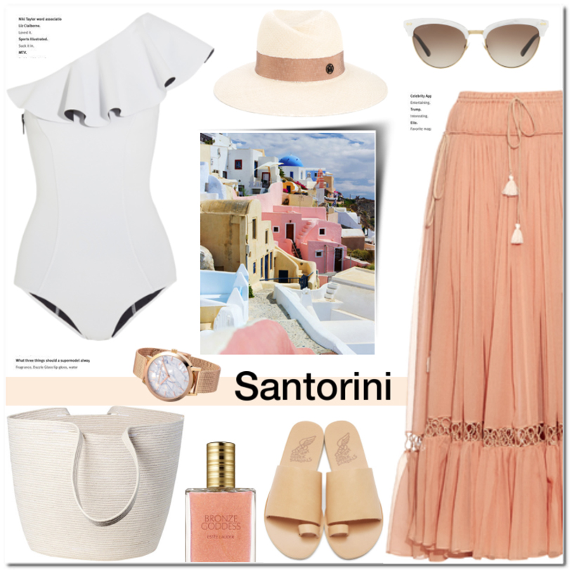 what to wear greek islands