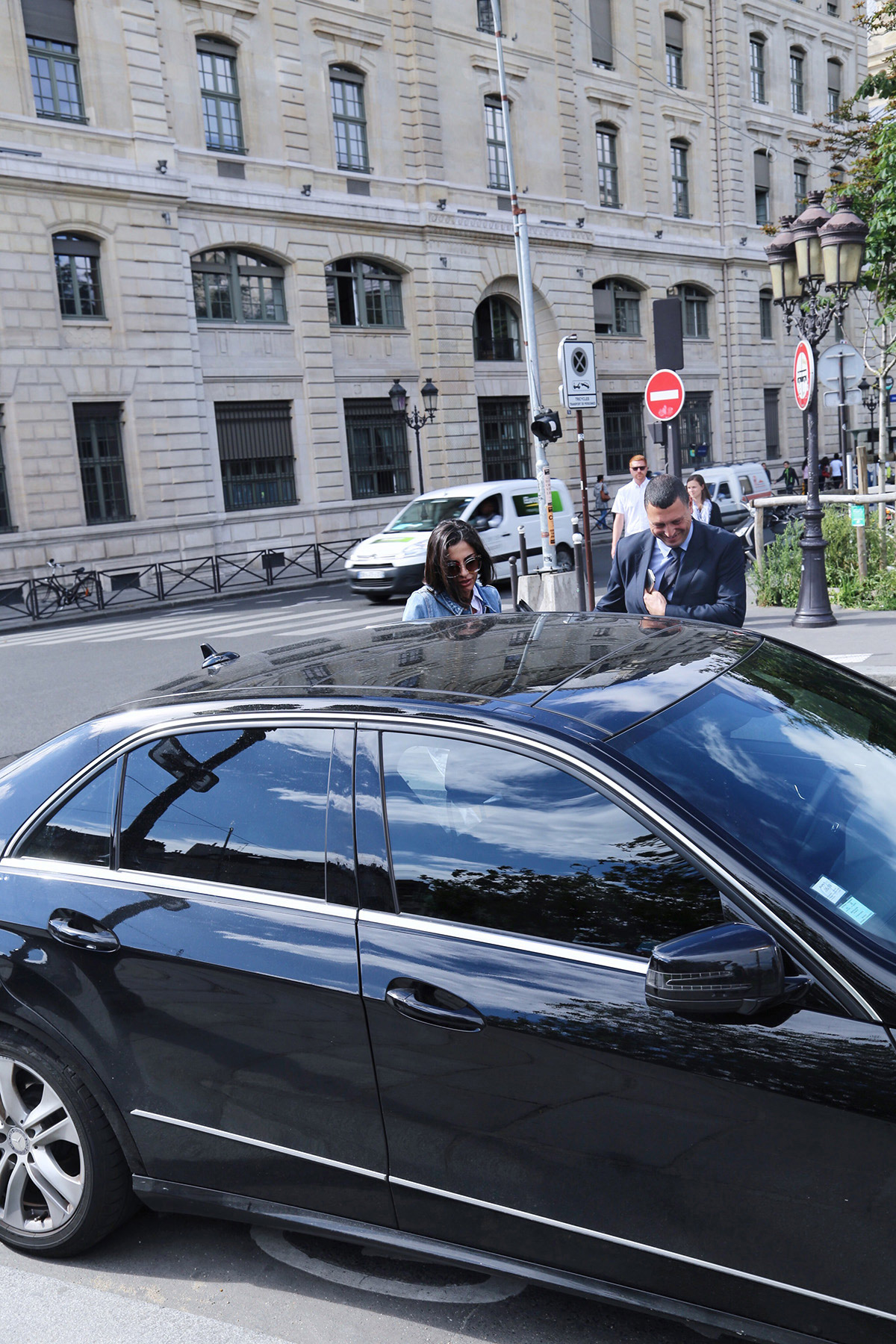 paris private driver