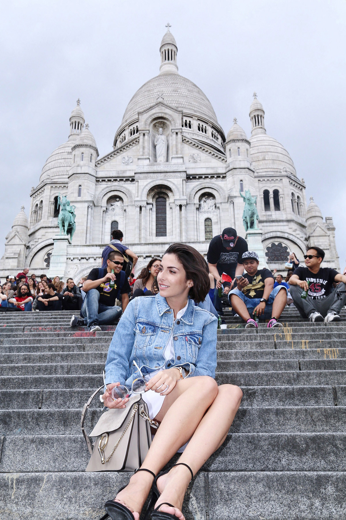 casual chic paris
