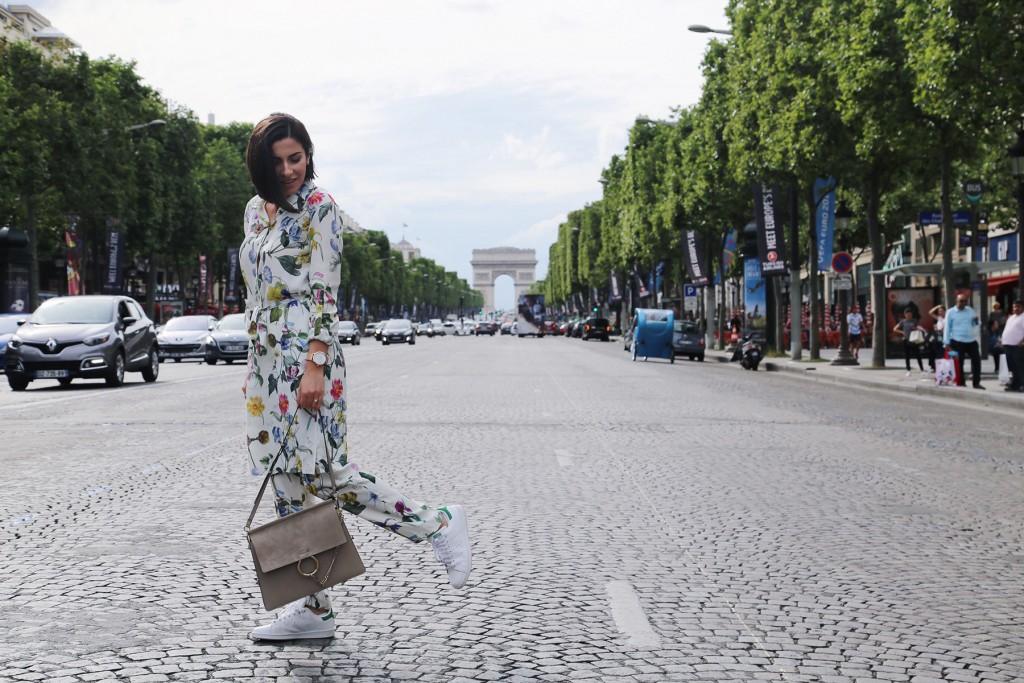 Parisian Chic – Street Style Summer 2016