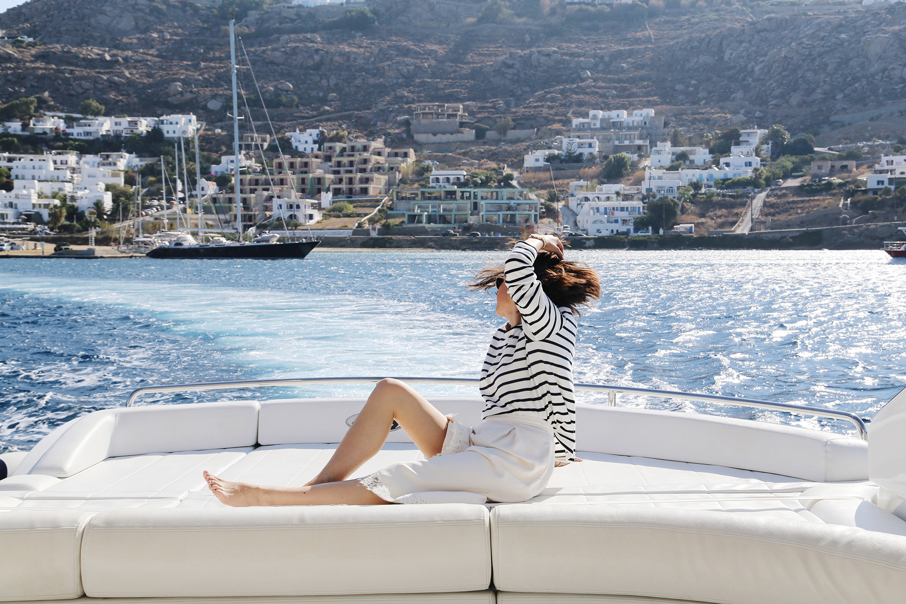 nautical chic style