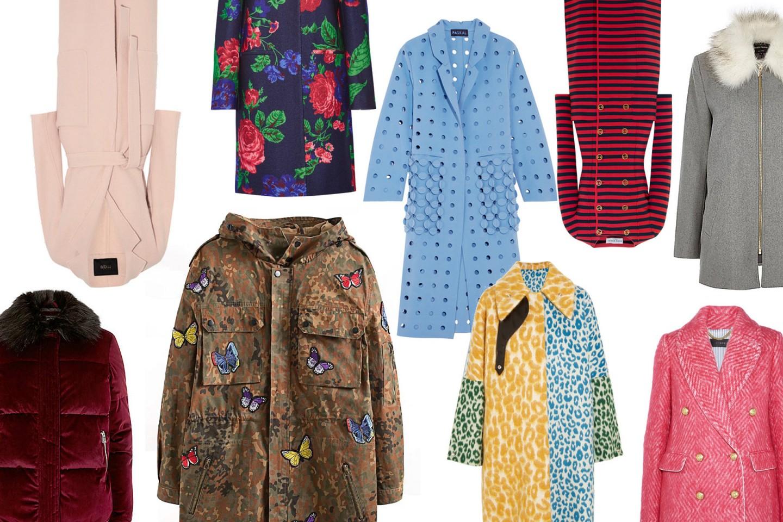 Wrap It Up: Best Coats For 2016