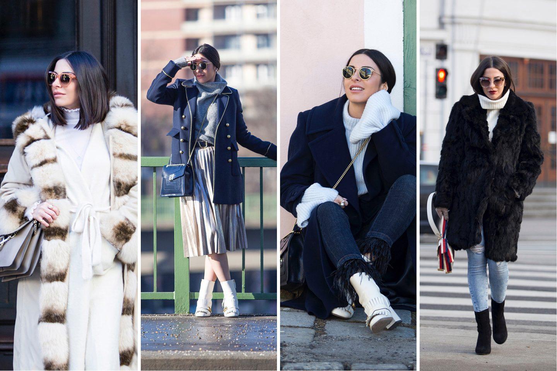 Vienna Outfit Recap