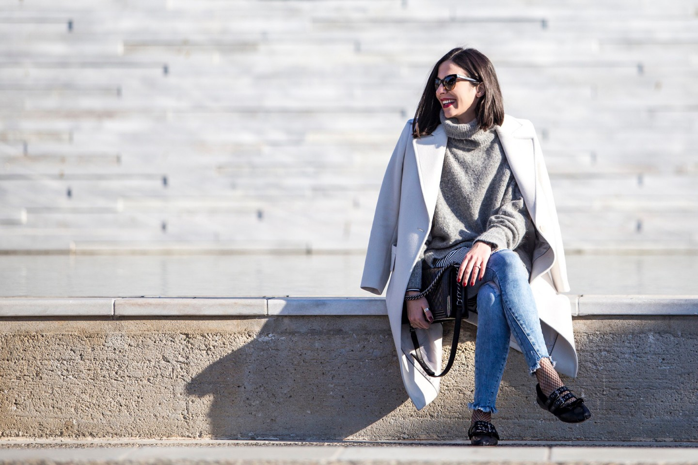 casual chic street style by Stella Asteria