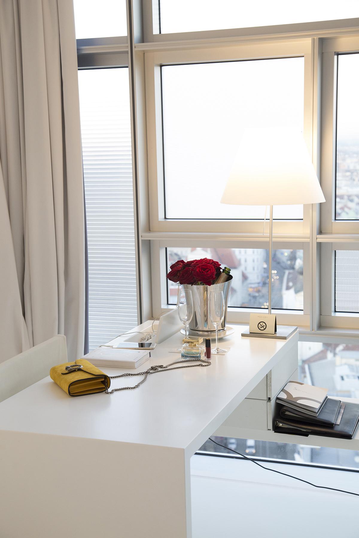 Sofitel Vienna Stephansdom Hotel Room
