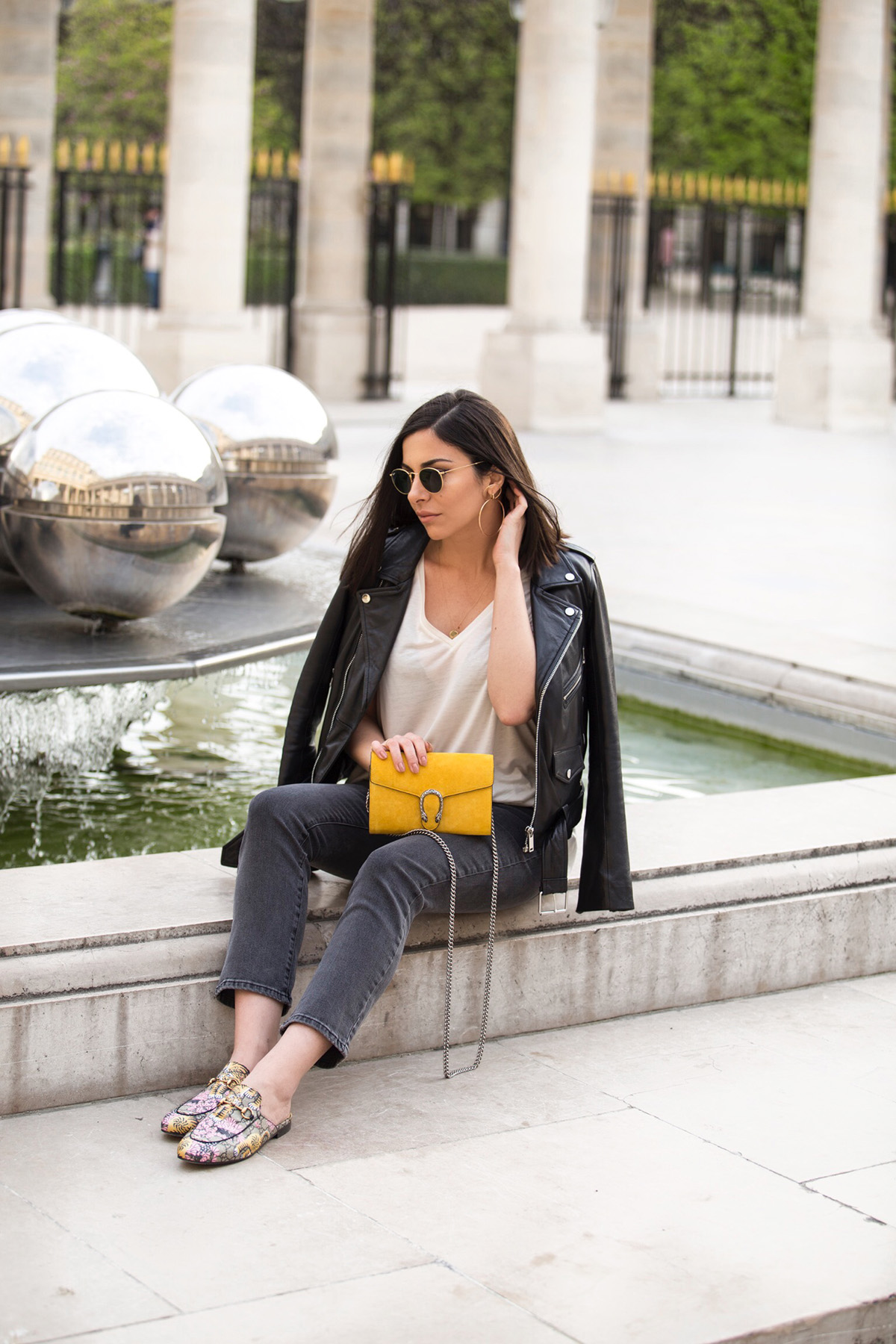 how to dress up a basic outfit - Stella Asteria Fashion & Lifestyle Blogger