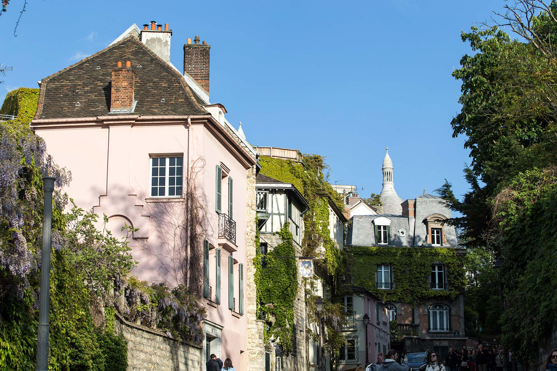 What to do on a Sunday in Montmartre