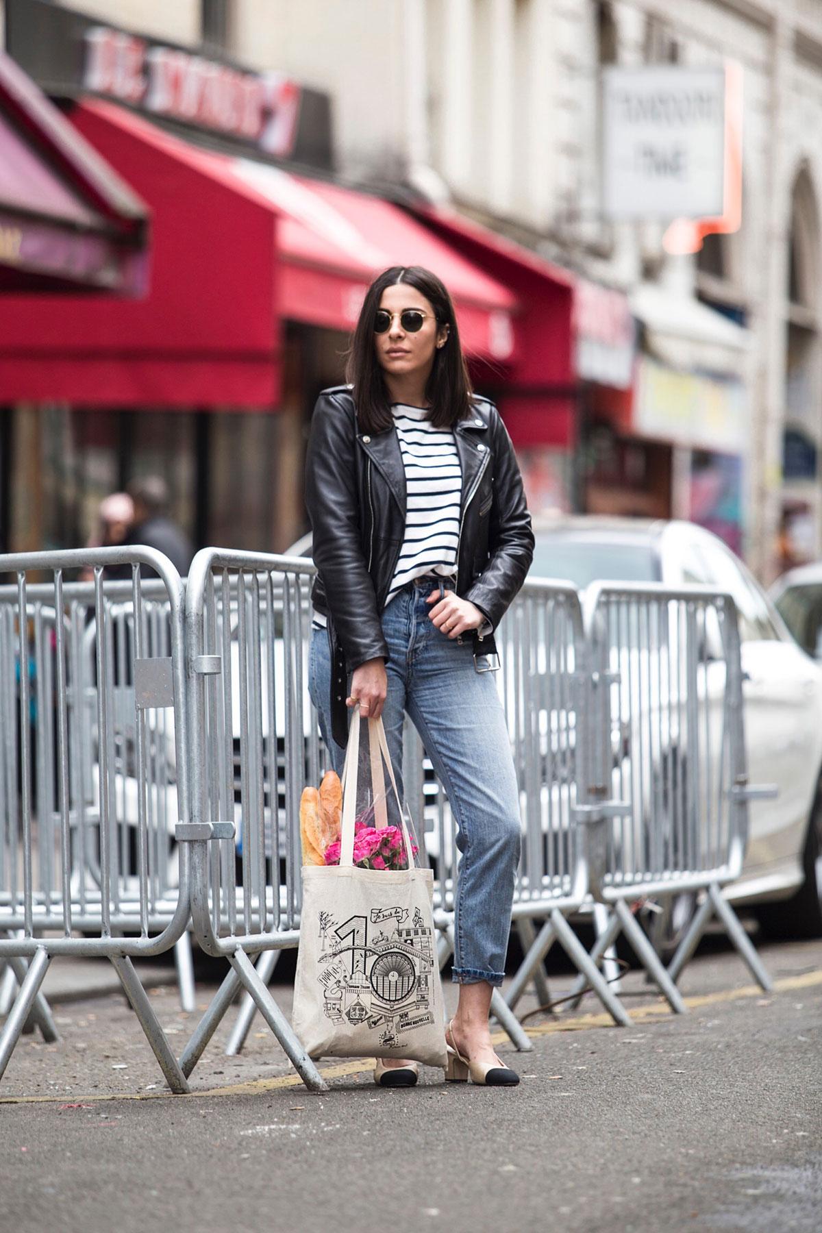 Breton Stripe Top & Jeans by Stella Asteria | Fashion & Lifestyle Blogger