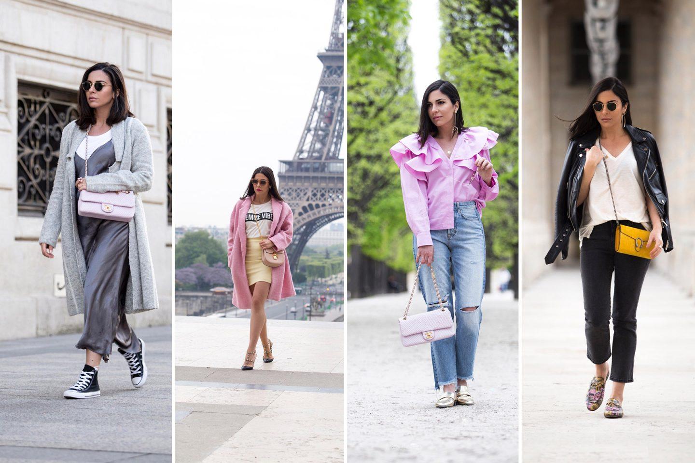 Paris Outfit Recap #1