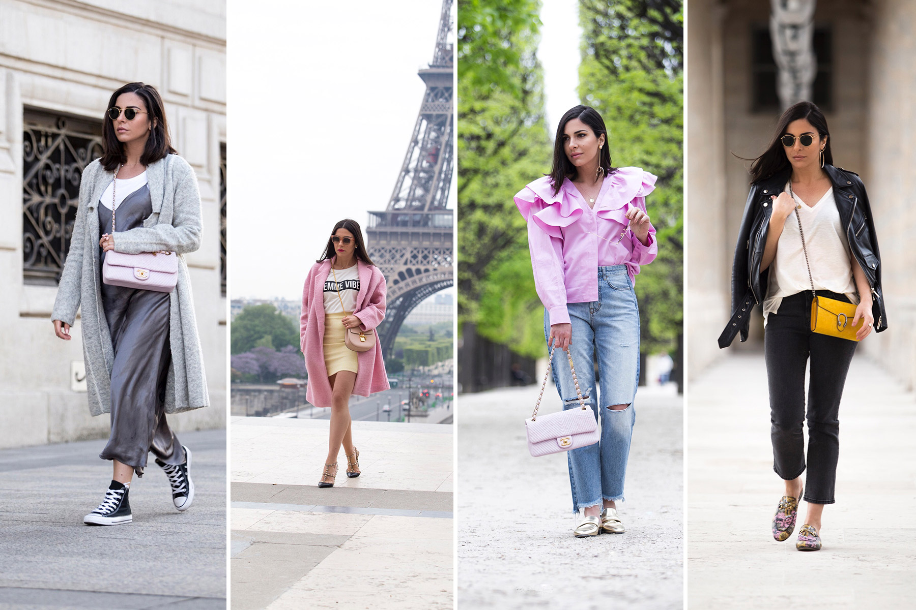 Paris outfit recap 1 - Stella Asteria Fashion & Lifestyle Blogger