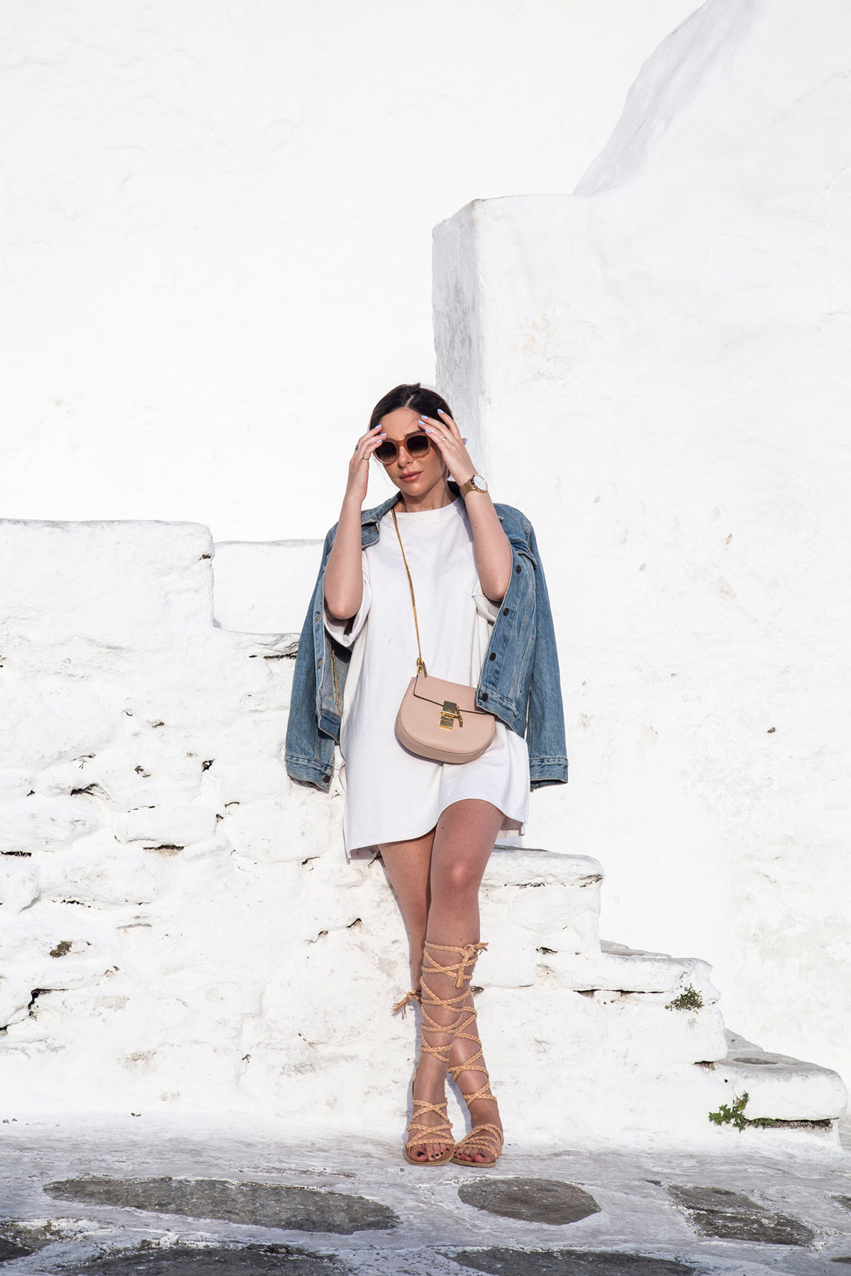What To Wear In The Greek Islands - Read all Tips at Stella Asteria | Fashion & Lifestyle Blog