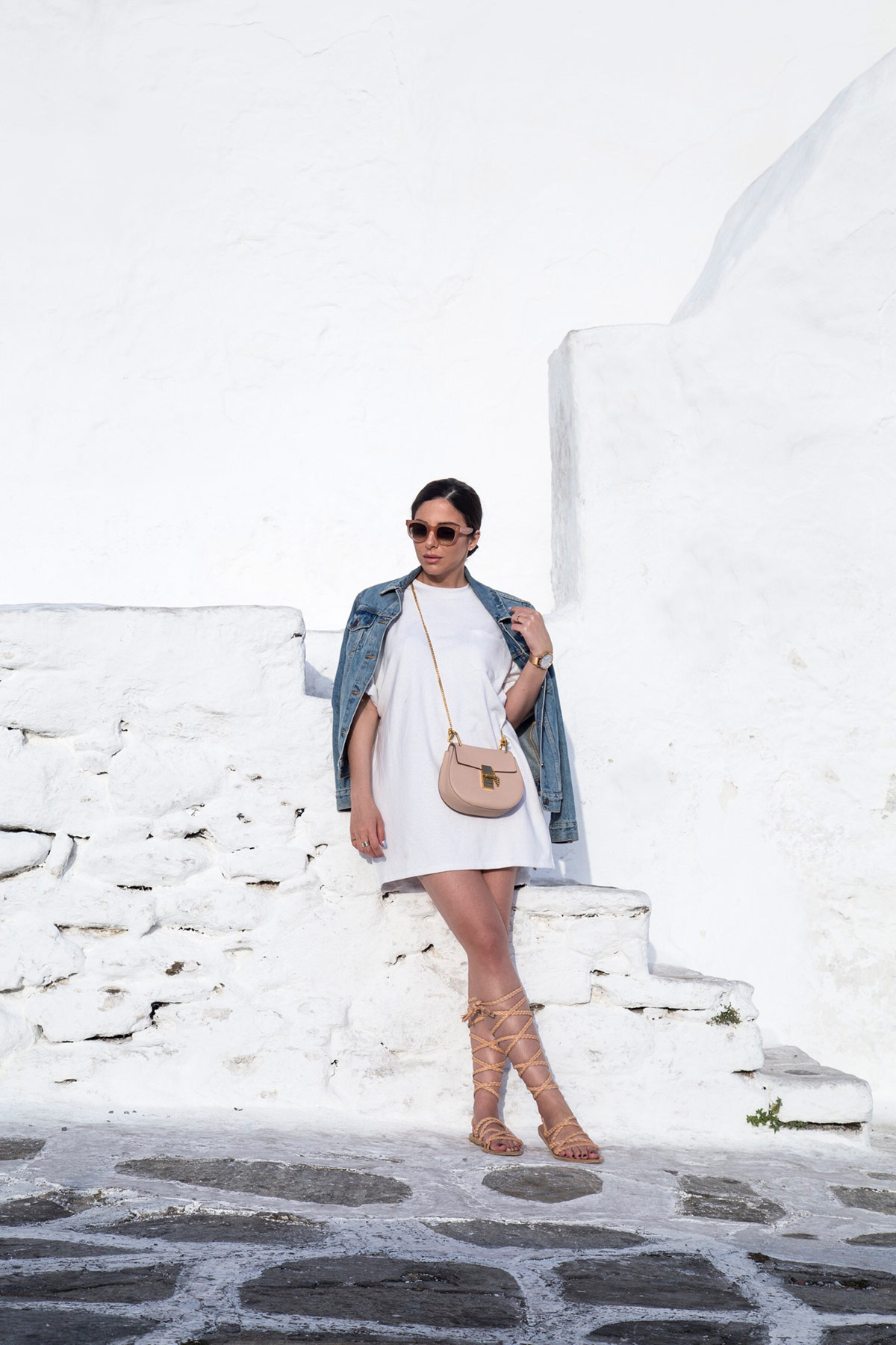 What to Wear in the Greek islands - Find out the top essentials at StellaAsteria.com | Fashion & Lifestyle Blog