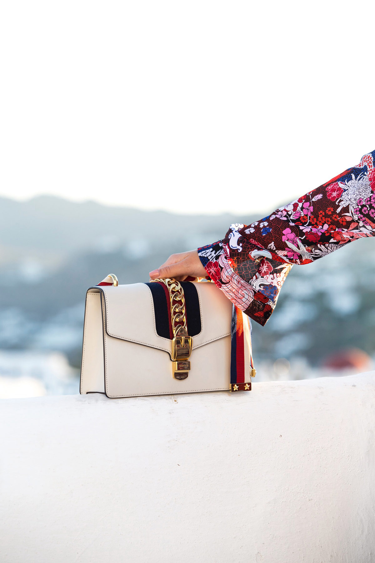 Gucci Sylvie Bag worn by Stella Asteria - Fashion & Lifestyle Blogger