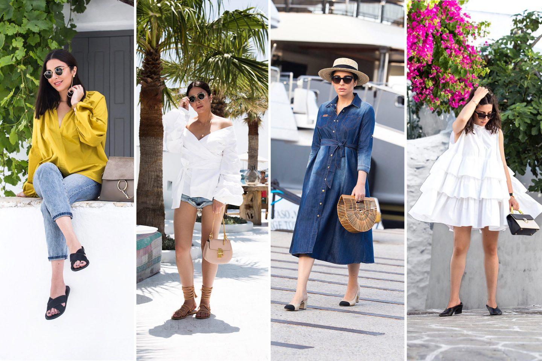 Summer Outfits Recap