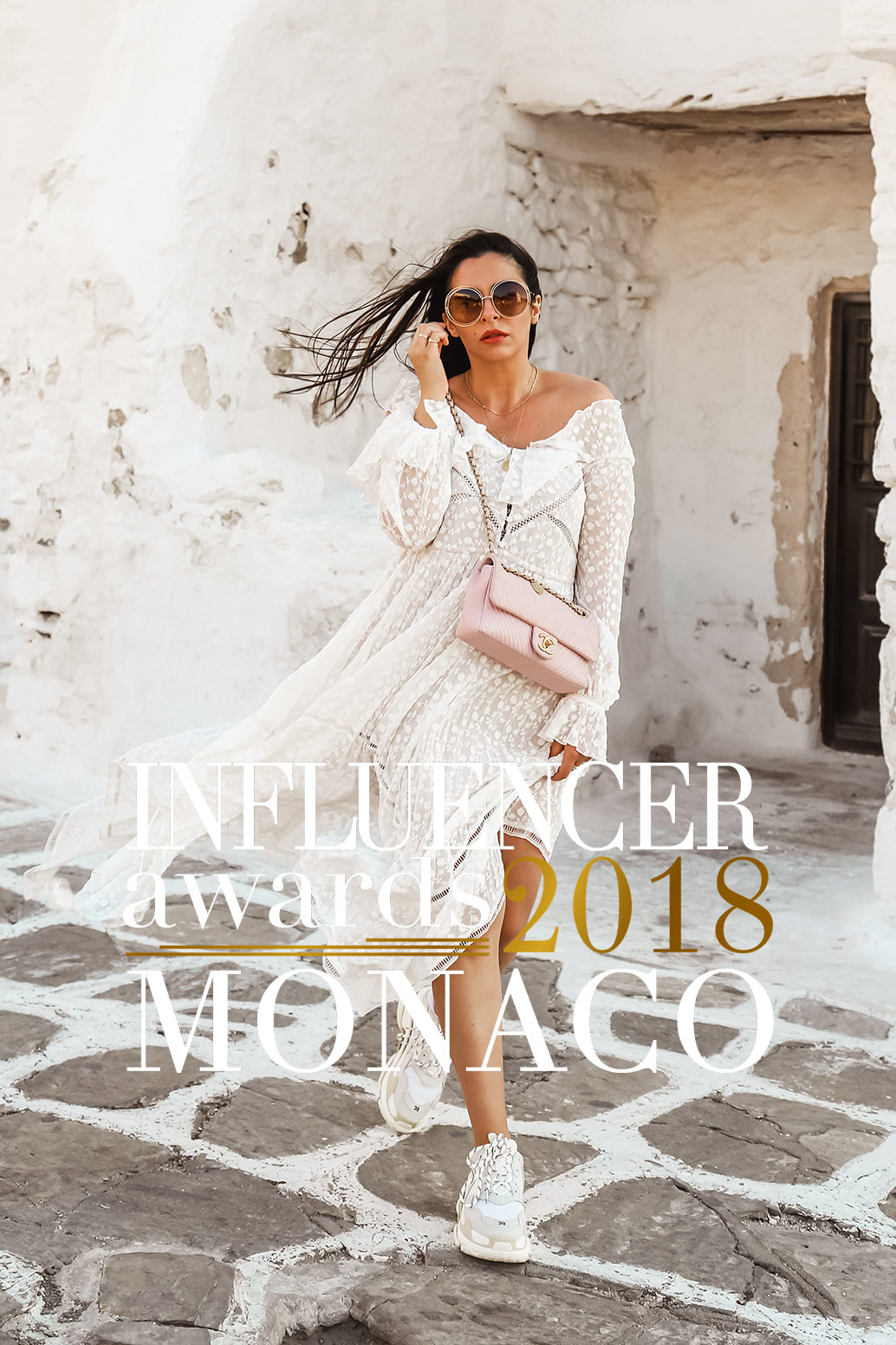 INFLUENCER AWARDS MONACO 2018: Vote For Me!