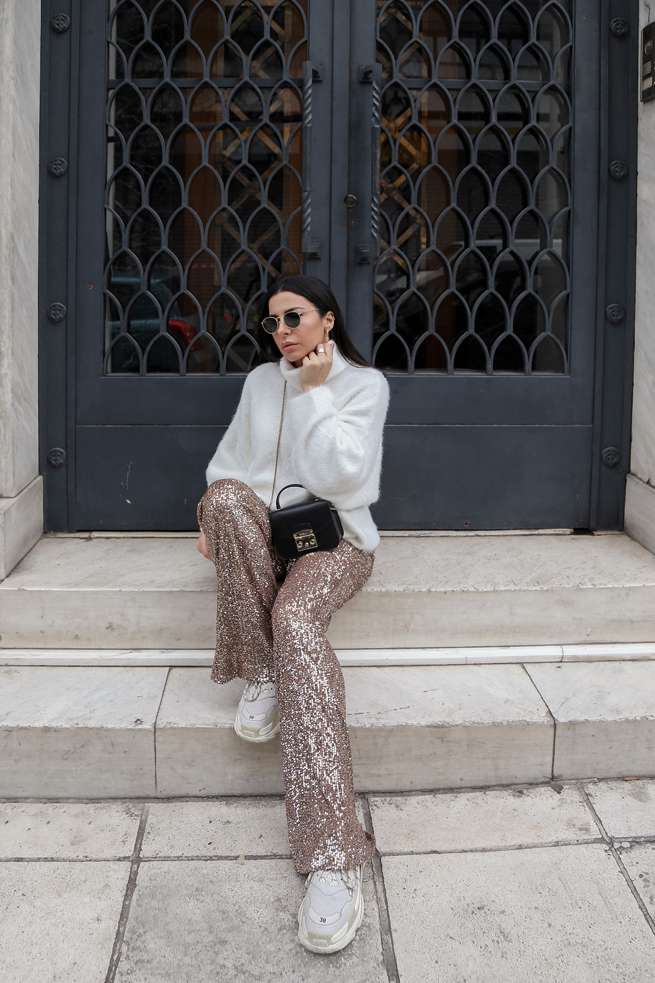 How To Wear Sequins in the daytime - Stella Asteria fashion & lifestyle blogger