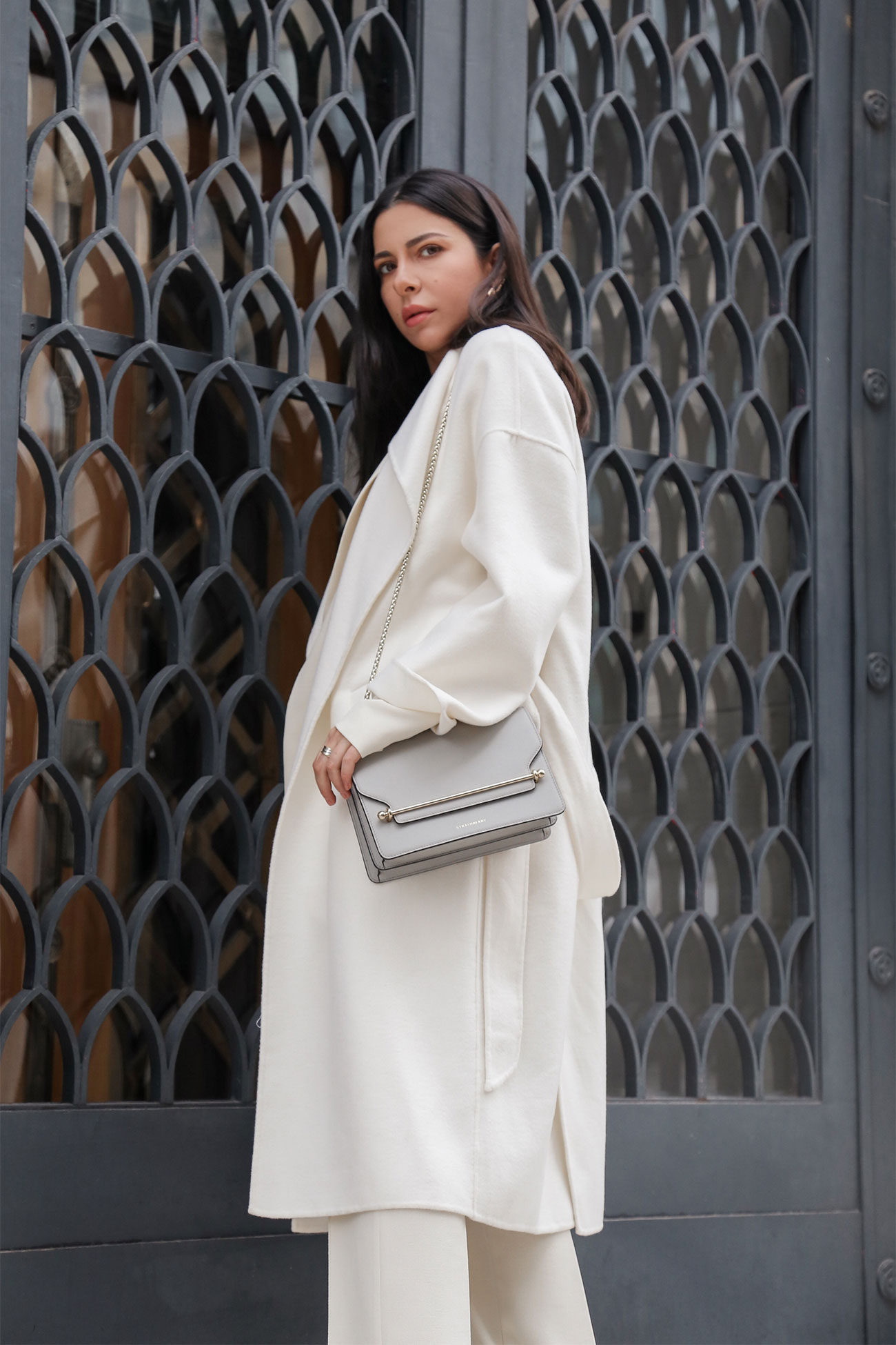 Total white look by Stella Asteria - fashion & lifestyle blogger