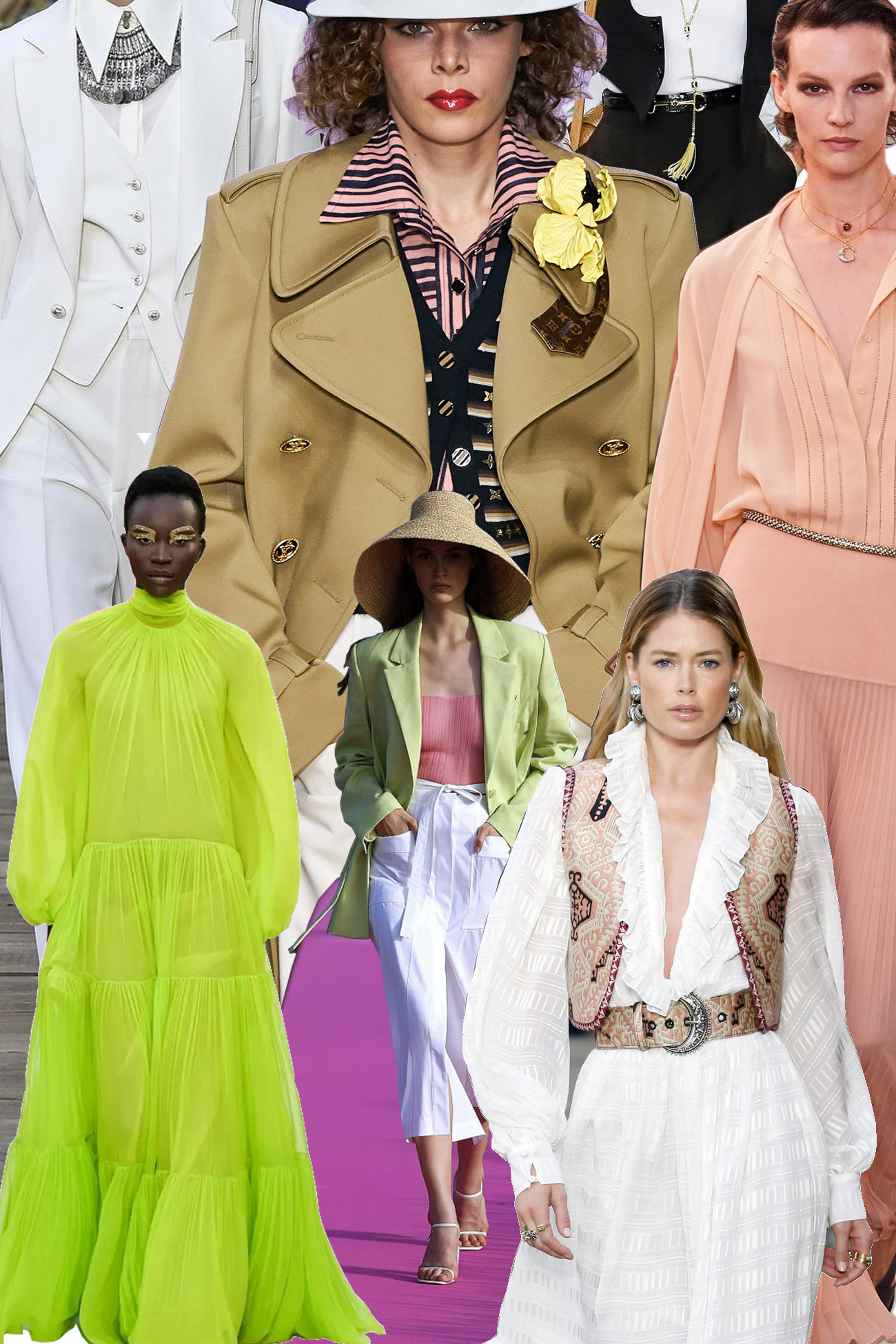 Spring/Summer 6 Fashion Trends: What To Wear This Season